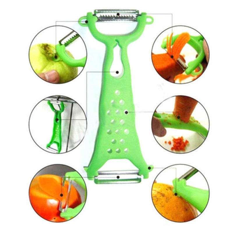 Multifunctional Kitchen Tools Gadgets Slicer Vegetable Fruit Slicer Cutter-2
