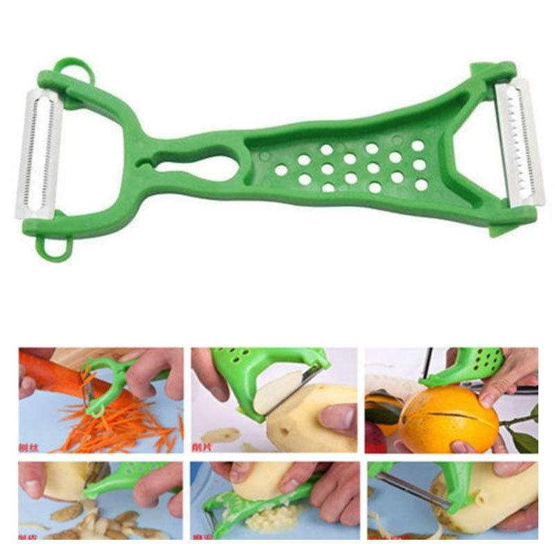 Multifunctional Kitchen Tools Gadgets Slicer Vegetable Fruit Slicer Cutter-4