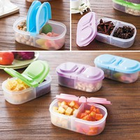 kqEo-Food Storage Box Food Fresh Refrigerator Boxes Case Kitchen Container
