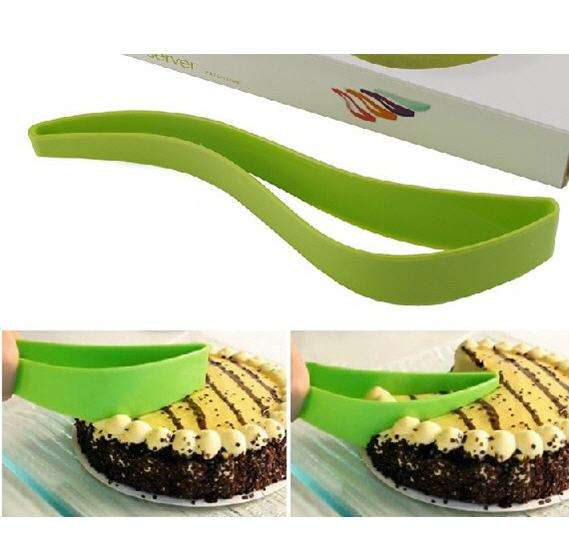 Cake Knife DIY baking utensils silicone cake knife cutting knives Cookie cutter