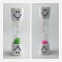 t2Y8-Creative Children's Hourglass Tooth Brushing Your Teeth Is Placed The Timer Tooth Brush 3 Minutes Mini