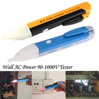 wIgI-Electric Socket Wall AC Power Outlet Voltage Detector Sensor Tester Pen LED