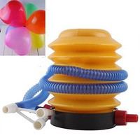 wVvd-Convenient Easy Balloon Inflatable Toy Yoga Ball Foot Air Pump Inflator