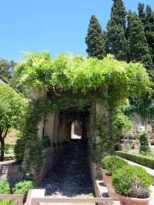 spain alhambra exproring blog