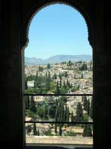exproring spain blog alhambra
