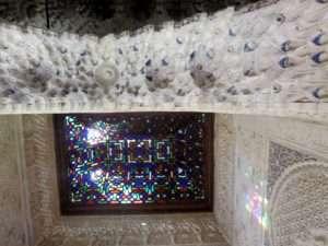 alhambra spain exproring blog