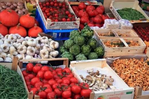 povrce zdrava hrana mahunarke