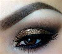Makeup how to use Eyeliner Eye shadow palette