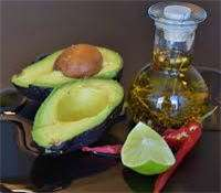 Cosmetics Avocado essential oil for Skin