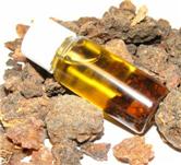 skin care myrrh olive oil