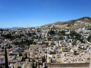 exproring alhambra spain blog