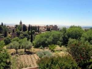 spain blog exproring alhambra
