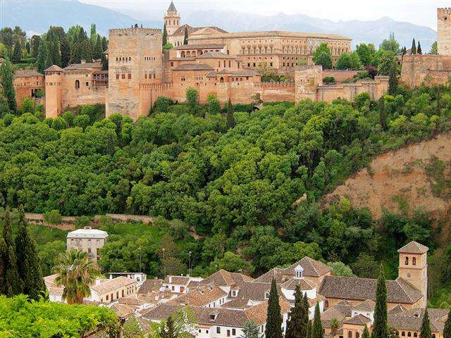 spain tours alhambra muslim tips and tricks