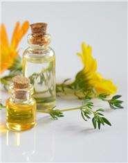 stjohns wort skin cosmetics oil