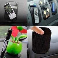 1W8E-Car Magic Sticky Pad Car Anti Slip Mat For Cell Phone
