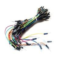 Eu27-For Arduino 65 Pcs Male To Male Solder Less Breadboard Jumper Cable Wires