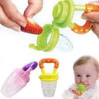 K8AX-Nipple Fresh Food Milk Nibbler Feeding Tool Safe Baby Supplies