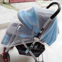 KKMZ-New Cute Infants Baby Stroller Pushchair Mosquito Insect Net Safe Mesh Buggy